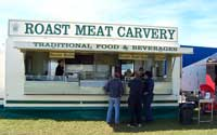 Carvery catering trailer