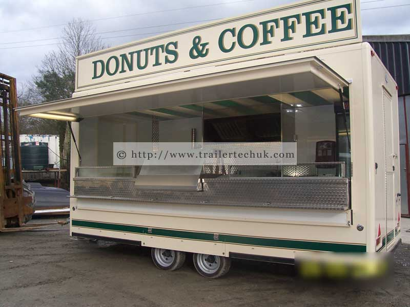 Trailer Tech UK Bespoke Catering Trailers Photo Gallery